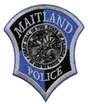 Maitland Police Patch